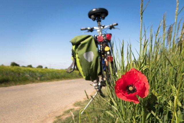 fietsen in giethoorn