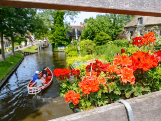 Giethoorn - Een dorp zonder wegen